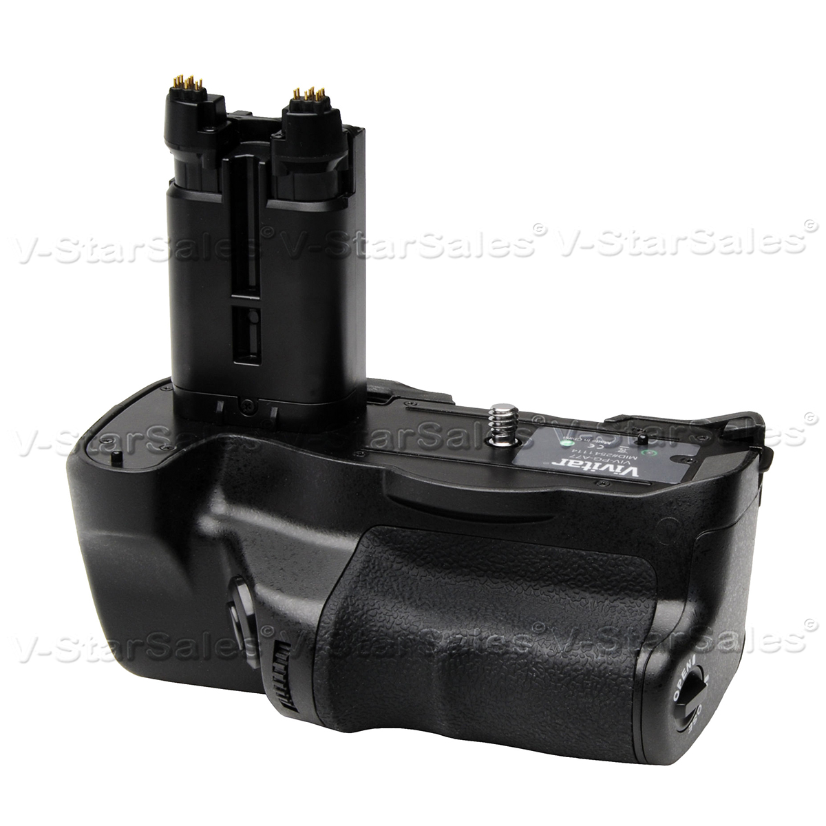 vivitar vg c77am pro multi power battery grip for sony a77. Black Bedroom Furniture Sets. Home Design Ideas